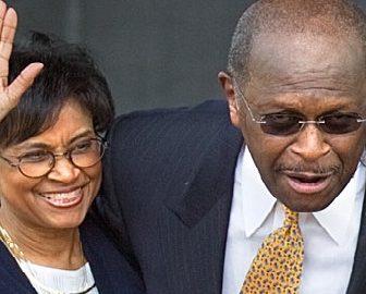 Herman Cain's Wife Gloria Etchison