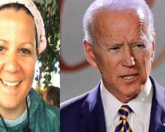 Amy Lappos Woman Claiming Joe Biden Touched her Inappropriately