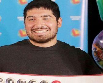 Manuel Franco Wisconsin Powerball winner