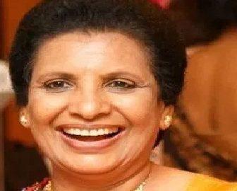 Who is Shantha Mayadunne's Husband?