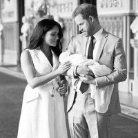 Archie Harrison Mountbatten-Windsor