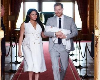 Meet Archie Harrison Mountbatten-Windsor: Duke and Duchess of Sussex's First Child