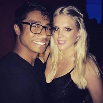 Pua Magasiva's Wife Lizz Sadler Magasiva