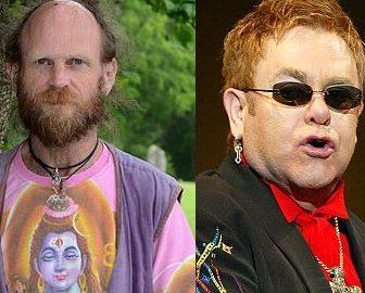 Elton John's Half Brother Geoff Dwight