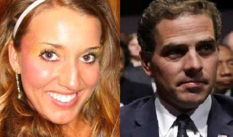 Hunter Biden Alleged Baby Mama Lunden Alexis Roberts