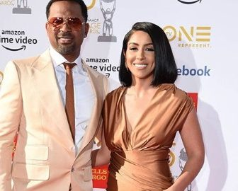 Mike Epps's New Wife Kyra Robinson Epps