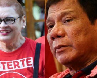 Rodrigo Duterte Ex-Wife Elizabeth Zimmerman