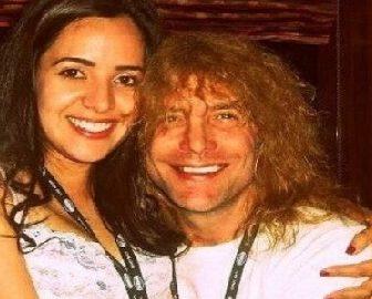 Steven Adler's Wife Carolina Ferreira