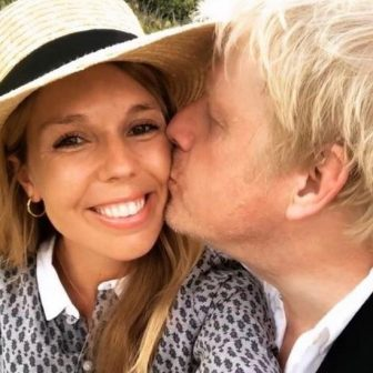 Meet Boris Johnson's  Girlfriend Carrie Symonds
