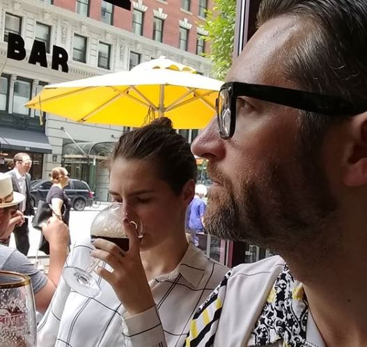 Amanda Knox's Fiance Christopher Robinson (Bio, Wiki