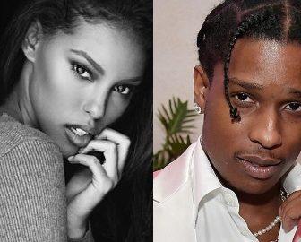 ASAP Rocky's Girlfriend Jasmine Daniels