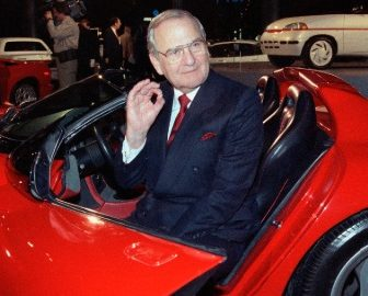 Lee Iacocca's Wives and Children