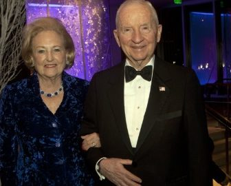 Ross Perot's Wife Margot Perot