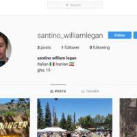 Santino William Legan