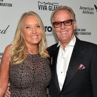 Peter Fonda's Wife Margaret DeVogelaere