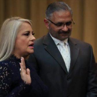 Wanda Vazquez Garced's Husband Jorge Díaz Reverón