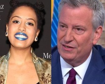 Bill De Blasio's Daughter Chiara De Blasio