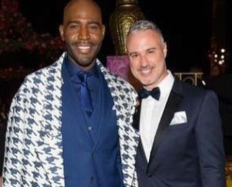 Karamo Brown's Partner Ian Jordan