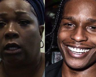 Asap Rocky's Mother Renee Black