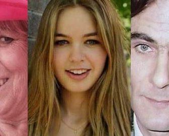 Saoirse Kennedy Hill's Parents Courtney & Paul Hill
