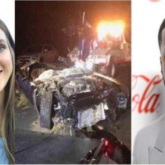 Kevin Hart's Friends in Car Crash Jared  Stanton & Rebecca Broxterman