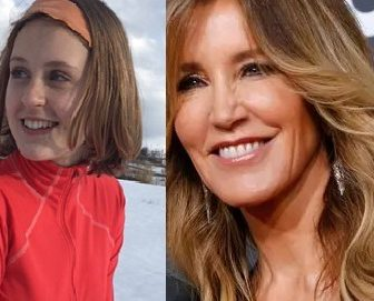 Felicity Huffman's Daughter Sophia Grace Macy