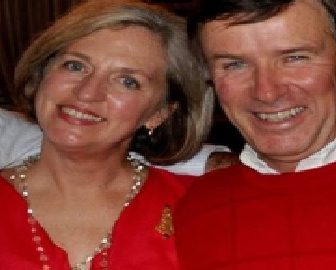 Director of National Intelligence Joseph Maguire's wife Kathy Maguire