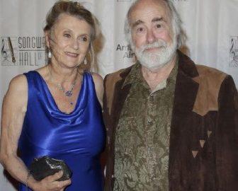 Grateful Dead Robert Hunter's Wife Maureen Hunter