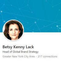 Betsy Lack