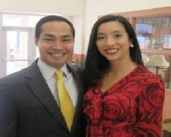 Julian Castro's Wife Erica Lira Castro