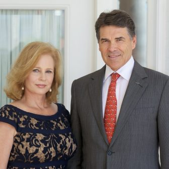 Meet Rick Perry's Wife Anita Thigpen Perry