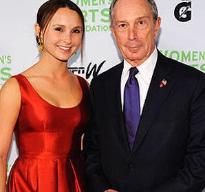 Emma & Georgina Bloomberg