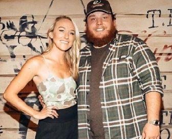 Luke Combs' Girlfriend Nicole Hocking
