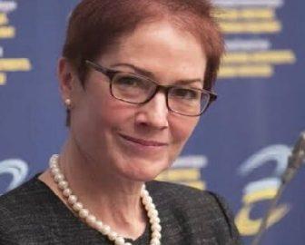 Who is ex-Ambassador Marie Yovanovitch?