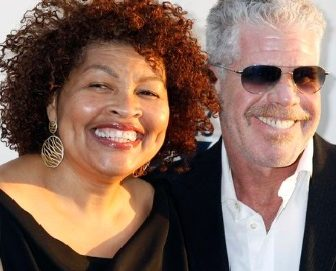Ron Pearlman's Wife Opal Stone
