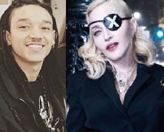 Madonna's New Boy Toy Ahlamalik Williams