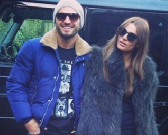 Alex Beqiri's Wife Debora Krasniqi
