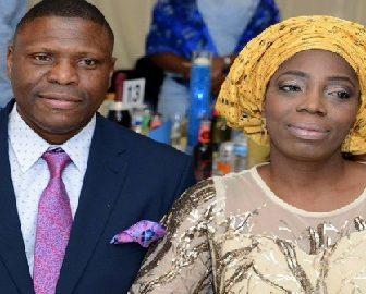 Pastor Gabriel Diya's Wife Olubunmi Diya