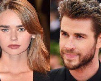 Liam Hemsworth's Second Model Girlfriend Gabriella Brooks