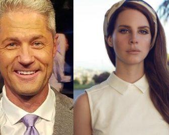 Lana Del Rey's Boyfriend Sean Larkin
