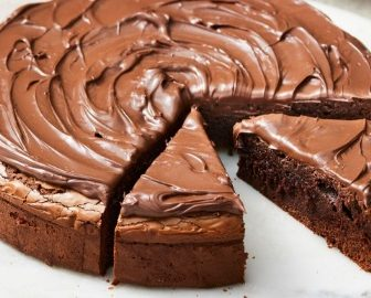 Easy Nutella Two Ingredient Cake Recipe Going Viral
