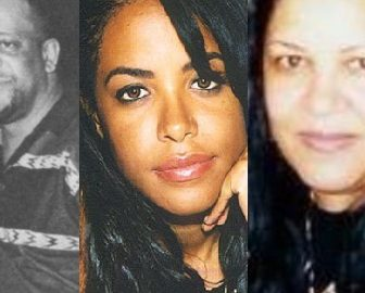 Aaliyah's Parents Diane & Michael Haughton