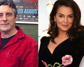 Annabella Sciorra's Ex-Husband Joe Petruzzi