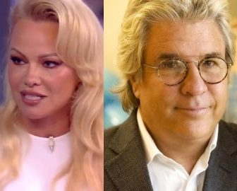 Who is Pamela Anderson's 5th husband Jon Peters?