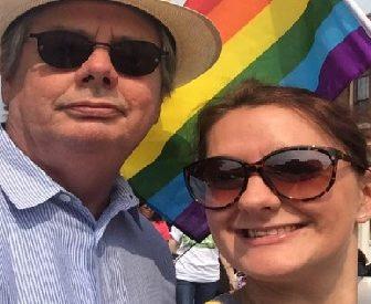 Ohio Democrat Pete Gerken's daughter Laura Gerken