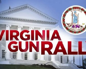 What is the Virginia Gun Rally?