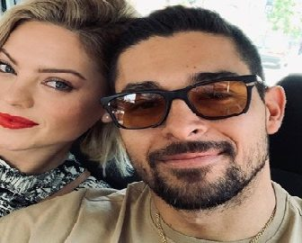 Wilmer Valderrama's Model Girlfriend Amanda Pacheco