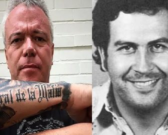 "Pablo Escobar's Hitman Jhon Jairo Velásquez ""Popeye"""