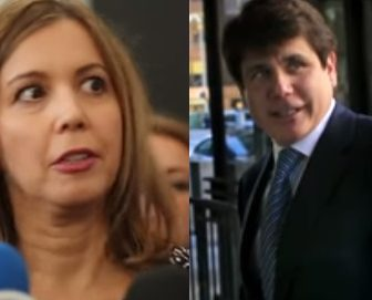 Governor Rod Blagojevich's Wife Patricia Blagojevich