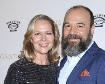 Broadway Star Rebecca Luker's Husband Danny Burstein